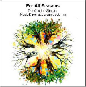 For all Seasons CD cover